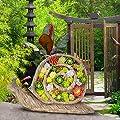 Snail Garden Figurines Outdoor Decor - Waterproof Resin…