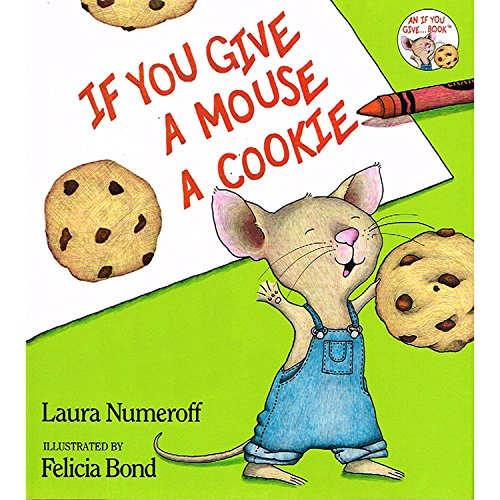 If You Give a Mouse a Cookie Big Book (If You Give...)の詳細を見る