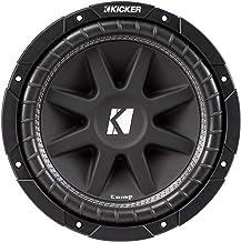 "Kicker 43C124 12"" 300W 4-Ohm COMP Series Car Audio Sub Subwoofer C12"