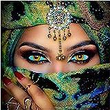 Bricolage peinture masque yeux f...