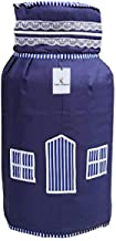 Kuber Industries™ LPG Cylinder Cover 3 Layered Heavy Quilted Cotton Material