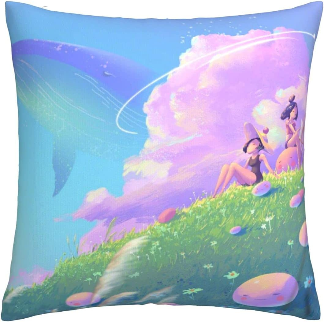 Dream Girl Printing Brand new Pillowcase Custom 18