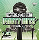 Karaoke Party Hits Vol 5 CDG CD+G Disc Set - 150 Songs on 8 Discs Including The Best Ever Karaoke Tracks Of All Time ( Paloma Faith ,Pink, Beatles, Tom Jones , One Direction & much more