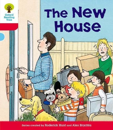 Oxford Reading Tree: Level 4: Stories: The New Houseの詳細を見る