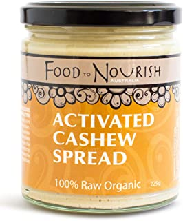 Food to Nourish Food to Nourish Organic Activated Cashew Spread 225 g