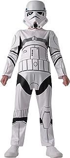 Rubie's Official Disney Star Wars Rebels Stormtrooper Costume, Kids Fancy Dress