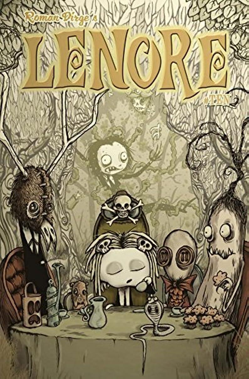 支配的重大美徳Lenore #10 (English Edition)