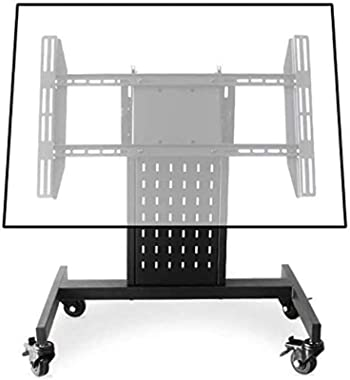 TV Stand Cabinet Universal TV Conference Mobile Stand Flooring Low Cart Chman Stage Speech Subtitle Adjustment Rack