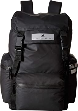 1924e567a4 adidas by Stella McCartney. Backpack.  150.00. Luxury. Black White