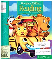 Here We Go Level 1.1: Houghton Mifflin Reading Tennessee