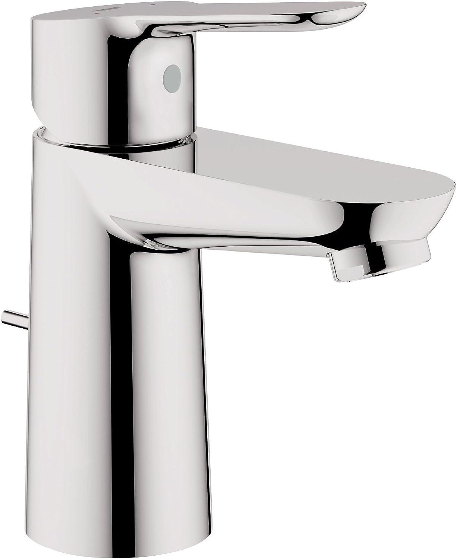 Grohe StartEdge - Set Grifo de baño y grifo de labavo con sistema de ahorro de agua y acabado cromado (Ref.23342000)