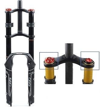 MZP Horquilla Suspensión para Bicicleta 26/27.5/29