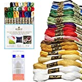 DMC Embroidery Floss Pack,Colorful Holiday...