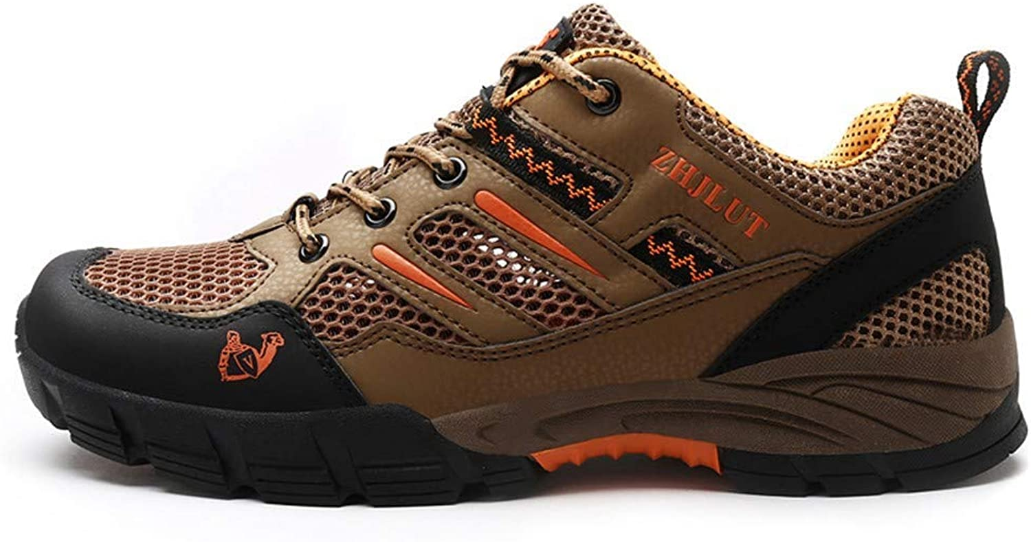 Z&X Hiking shoes, Sports shoes, Hiking shoes, Unisex Sports shoes, Running shoes, Walking Net, Breathable Mountain Outdoor shoes