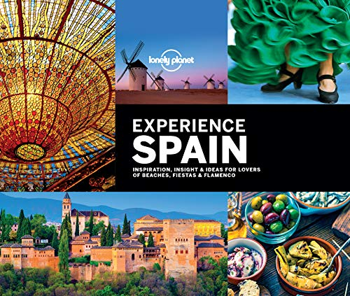 Lonely Planet Enjoy Spain (Travel Guide) - 61HoRBqvFcL. SL500