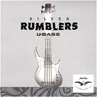 Aquila Silver Rumblers for U-Bass