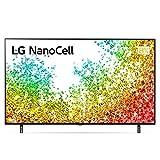 """LG NanoCell 65NANO956PA Smart TV LED 8K Ultra HD 65"""" 2021 con Processore 4K α9 Gen4, Dolby Vision IQ, Wi-Fi, webOS 6.0, Google Assistant e Alexa Integrati, 4 HDMI 2.1, Telecomando Puntatore"""