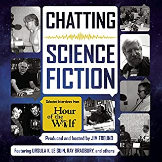 Chatting Science Fiction cover art