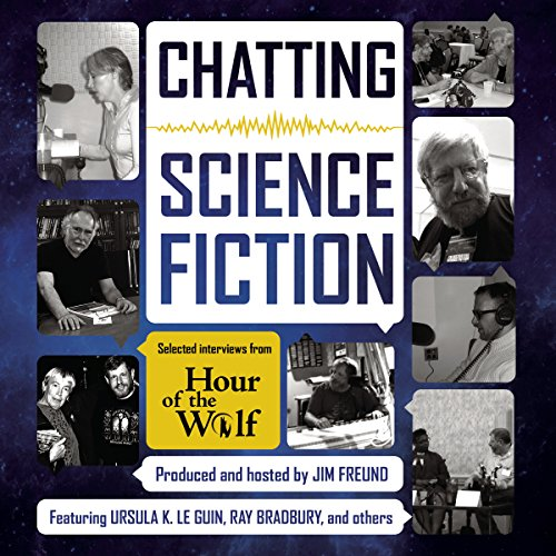 Chatting Science Fiction audiobook cover art