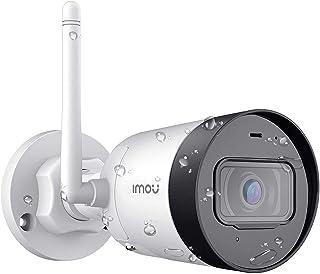 Telecamera WiFi Esterno, Imou Telecamera IP67 Resistente alle Intemperie, Telecamera di Sorveglianza 1080P, Sensore di Mov...