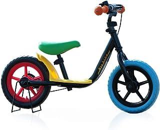 Airbike キッズバイク ペダルなし自転車 フットレスト付き 子供用自転車