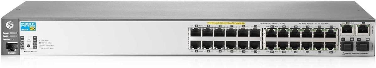HP J9625A 2620-24-POE+ L4 Managed 24 X 10/100 (POE) SWITCHNew Sealed - J9625-61001