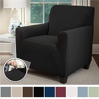 Best armchair covers black Reviews