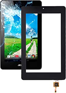 YANGJAN Touch Panel for Acer Iconia One 7 / B1-730 (Black) (Color : Black)