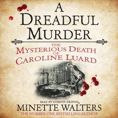 A Dreadful Murder audiobook cover art