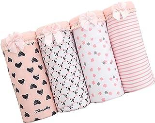 ショーツ レディース 女性美形 高伸縮性 下着 パンツ かわいい パンティー 吸湿通気性 4枚セット