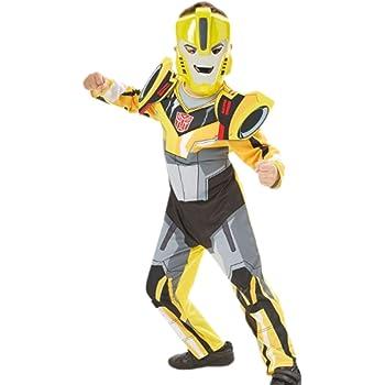 Fancy Ole - Disfraz infantil de Transformers para carnaval (tallas ...