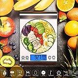 Zoom IMG-1 himaly bilancia da cucina 5kg