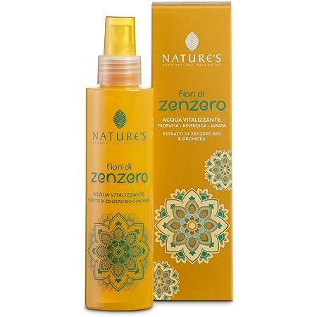Bios Line Nature's Fiori di Zenzero Acqua Vitalizzante - 150 ml