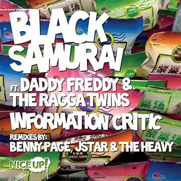 Information Critic (feat. Daddy Freddy & The Ragga Twins)