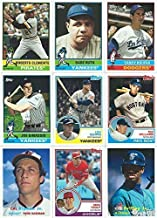 2015 Topps Archives Series MLB Baseball Complete Mint 300 Card Set Loaded with Stars, Rookies and Hall of Famers Complete M (Mint)