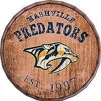 Fan Creations NHL ニューヨーク・レンジャーズ ユニセックス ナッシュビル・プレデターズ 設立日 16インチ バレルトップ チームカラー 16インチ