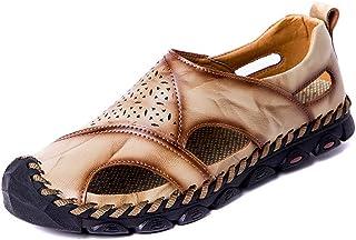 Hombre Zapatos Y Chanclas Sandalias Para esBeige Amazon 8nXNZOk0wP