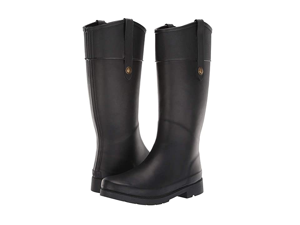 Chooka Brinn Riding Boot (Black) Women