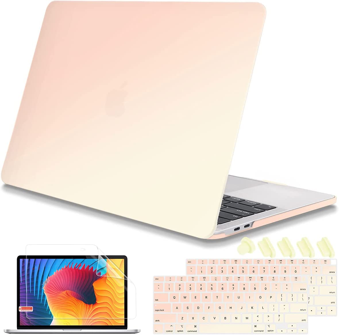 Mektron Smooth Matte Plastic San Diego Mall Hard Shell 13 Air MacBook Shipping included Cover for