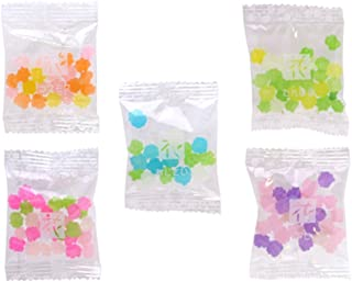 Hanatsumeawase Conffeti Candy 0.2oz 50pcs Japanese Sugar Plum Ninjapo
