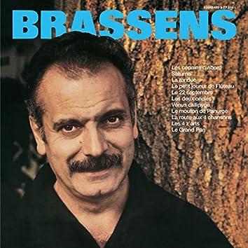 Georges Brassens N°10
