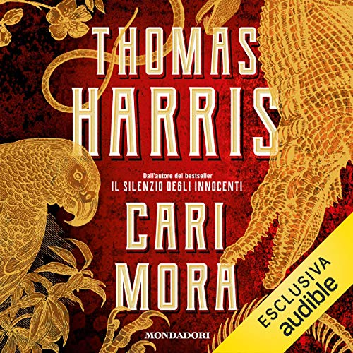 Cari Mora cover art
