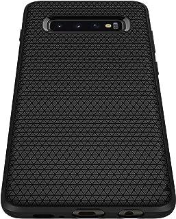 ea8af8b6823 spigen Funda Compatible con Samsung Galaxy S10 Plus/ S10+ Liquid Air con  Flexión Duradero y