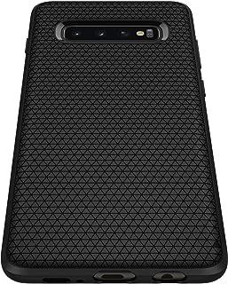 Spigen Liquid Air Armor Designed for Samsung Galaxy S10 Plus Case (2019) - Matte Black