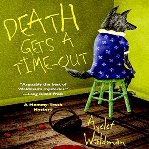 Death Gets a Time-Out audiobook cover art