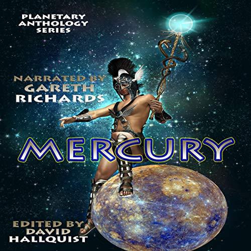 Couverture de Planetary Anthology Series: Mercury