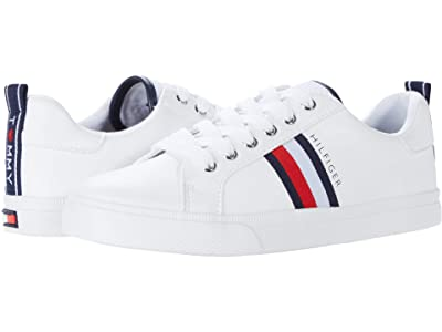 Tommy Hilfiger Landon (White Multi II) Women