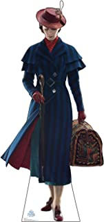 Advanced Graphics Mary Poppins Life Size Cardboard Cutout Standup - Disney's Mary Poppins Returns (2018 Film)