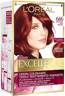 EXCELLANCE N.6,66 biondo sc.rosso prof. - Tintes para el ...