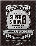 SUPER JUNIOR WORLD TOUR SUPER SHOW6 in JAPAN(初回生産限定盤)[AVXK-79254/5][Blu-ray/ブルーレイ]